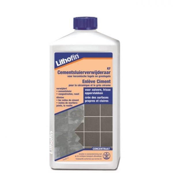 Lithofin KF cementsluierverwijderaar