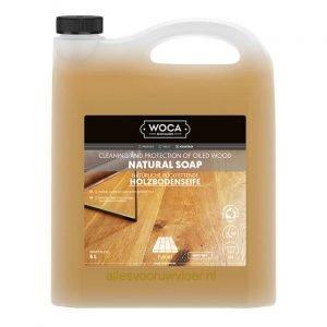 woca natuurzeep naturel 5L