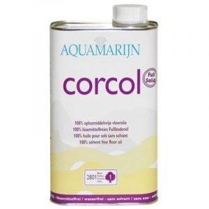 rigo Aquamarijn Corcol vloerolie --> wordt ROYL Oil 1K Clear #4550 1 L-0