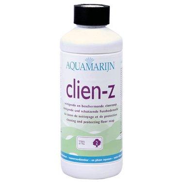 rigo Aquamarijn Clien-Z natuurlijke vloerzeep wit --> wordt Royl vloerzeep wit-0