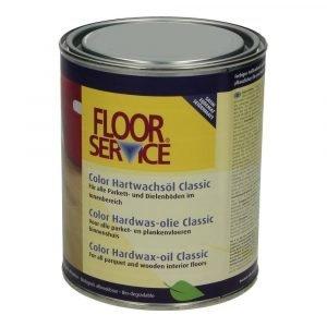 Floorservice hardwasolie classic wit 1L-0