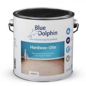 Blue Dolphin hardwax-olie zijdeglans 2,5L-0