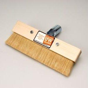 vloerenborstel/hardwaxborstel voor het aanbrengen van o.a. hardwaxolie