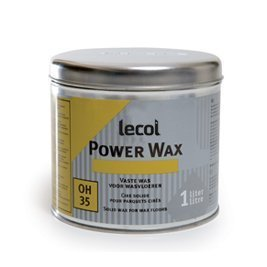 Lecol OH35 Power Wax wit 1L-0