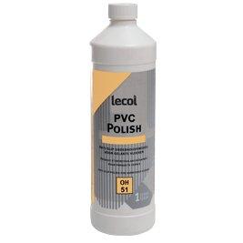 Lecol OH51 PVC Polish 1L, slijtvast onderhoudsmiddel voor PVC- en vinylvloeren-0