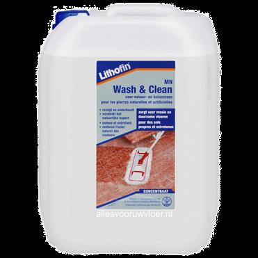 Lithofin MN wash&clean