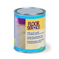 Floorservice onderhoudsolie wit 1L-0