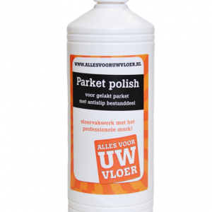 allesvoorUWvloer parket polish 1L-0