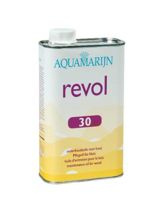 rigo Aquamarijn Revol 30 onderhoudsolie --> wordt Royl onderhoudsolie naturel-0