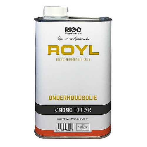 rigo Aquamarijn Revol 30 onderhoudsolie --> wordt Royl onderhoudsolie naturel-877