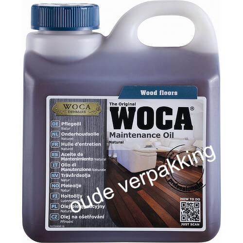 Woca onderhoudsolie grijs 1L-900