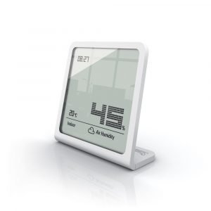 Hygrometer Selina - wit-0