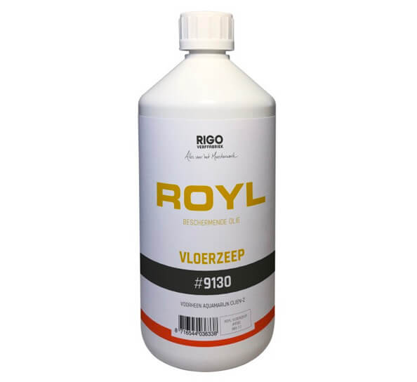 Royl vloerzeep #9130 naturel 1L-705