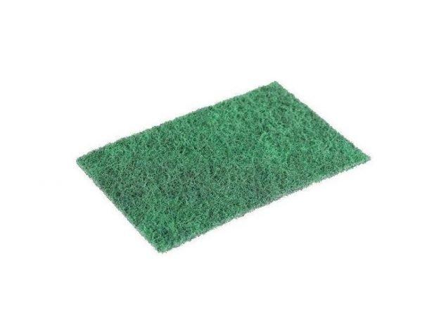 pad groen, klein voor het schrobben van vloeren