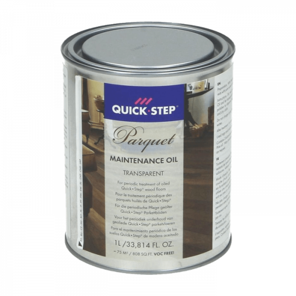 Quick Step onderhoudsolie/maintenance oil naturel 1L-0