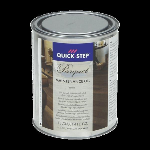 Quick Step onderhoudsolie/maintenance oil WIT 1L-0