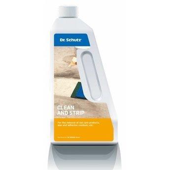 Dr Schutz basisreiniger R, clean&strip 750ml-0