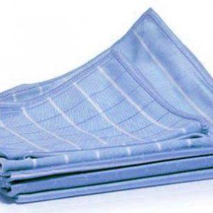 Deze bamboe glasdoeken zijn speciale doeken waarin bamboevezels zijn verwerkt. Daardoor absoreren deze glasdoeken extra veel vocht.