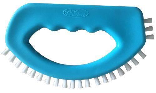 Met deze innovatieve voegenborstel reinig je alle voegen snel en eenvoudig.