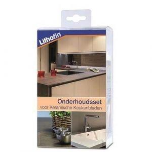 Lithofin KF Onderhoudsset voor keramische keukenbladen-0