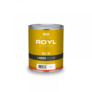 Royl Oil 1K #4550 clear/naturel 1L-0