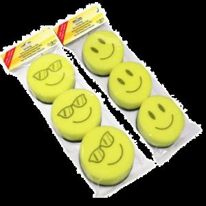 schuurspons smiley